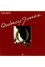 (VINTAGE) Quincy Jones - The Best LP [NM] (1982,