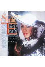 "(VINTAGE) Sheila E. - A Love Bizarre, Parts I And II 12"" [VG] (1985,UK)"