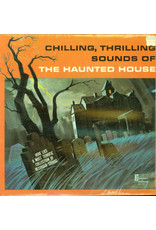 (VINTAGE) No Artist - Chilling, Thrilling Sounds Of The Haunted House LP [VG] (1973 Reissue, Canada)