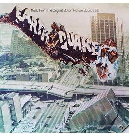 (VINTAGE) John Williams - Earthquake OST LP [Sleeve:VG+,Disc:NM] (1974,US)