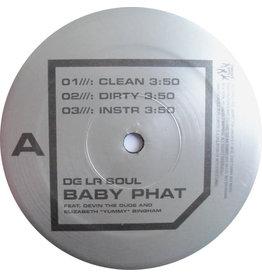 "(VINTAGE) De La Soul - Baby Phat 12"" [Sleeve:No,Disc:VG+] (2001, US)"