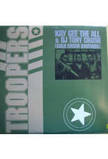 Kay Gee The All And DJ Tony Crush (Cold Crush Brothers) - Troopers 2LP (Reissue)