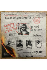 Benny The Butcher, DJ Drama - The Respected Sopranos LP (2021)