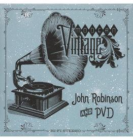 HH John Robinson And PVD - Modern Vintage LP (2014)