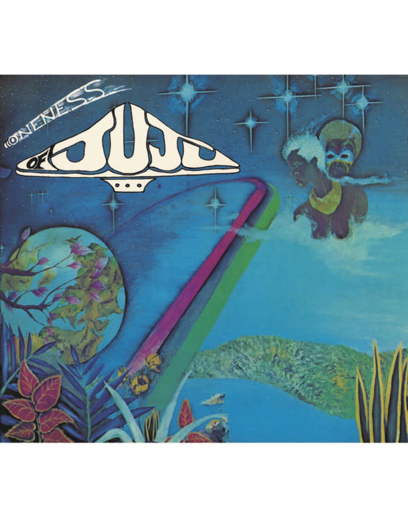 Oneness Of Juju - Space Jungle Luv LP (2020 Reissue)
