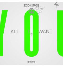 """Boys Noize & Jakes Shears - All I Want 12"""" (2021)"""