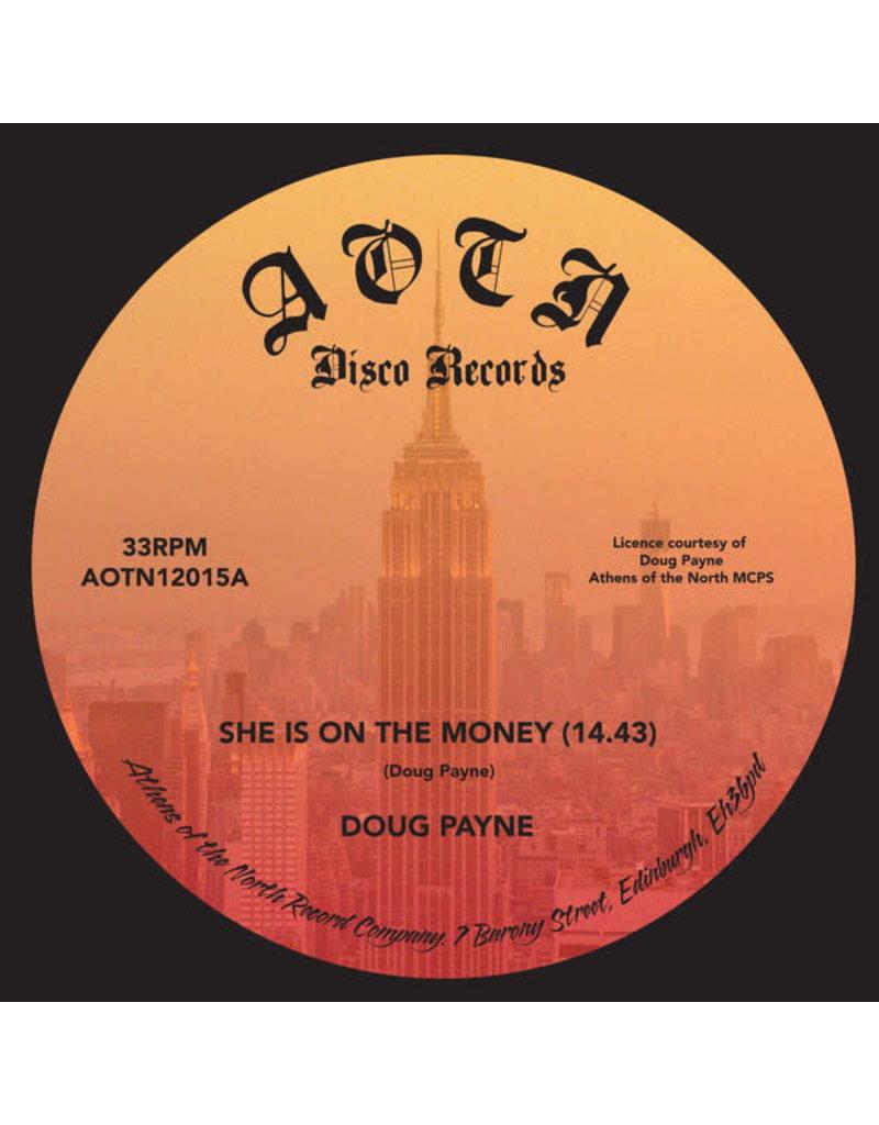 "Doug Payne - She's On Money 12"" (2021)"