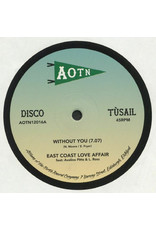 """East Coast Love Affair - Without You 12"""" (2021)"""