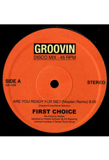 """First Choice - Are You Ready For Me 12"""" (Moplen Remix)"""