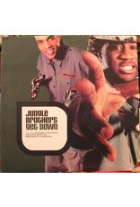 "(VINTAGE) Jungle Brothers - Get Down 12"" [Sleeve:VG+,Disc:NM] (1999,US), Promo Corner Cut"