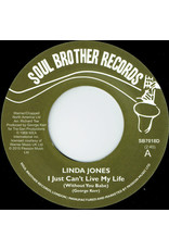 """Linda Jones - I Just Can't Leave (I Just Can't Live My Life) 7"""""""