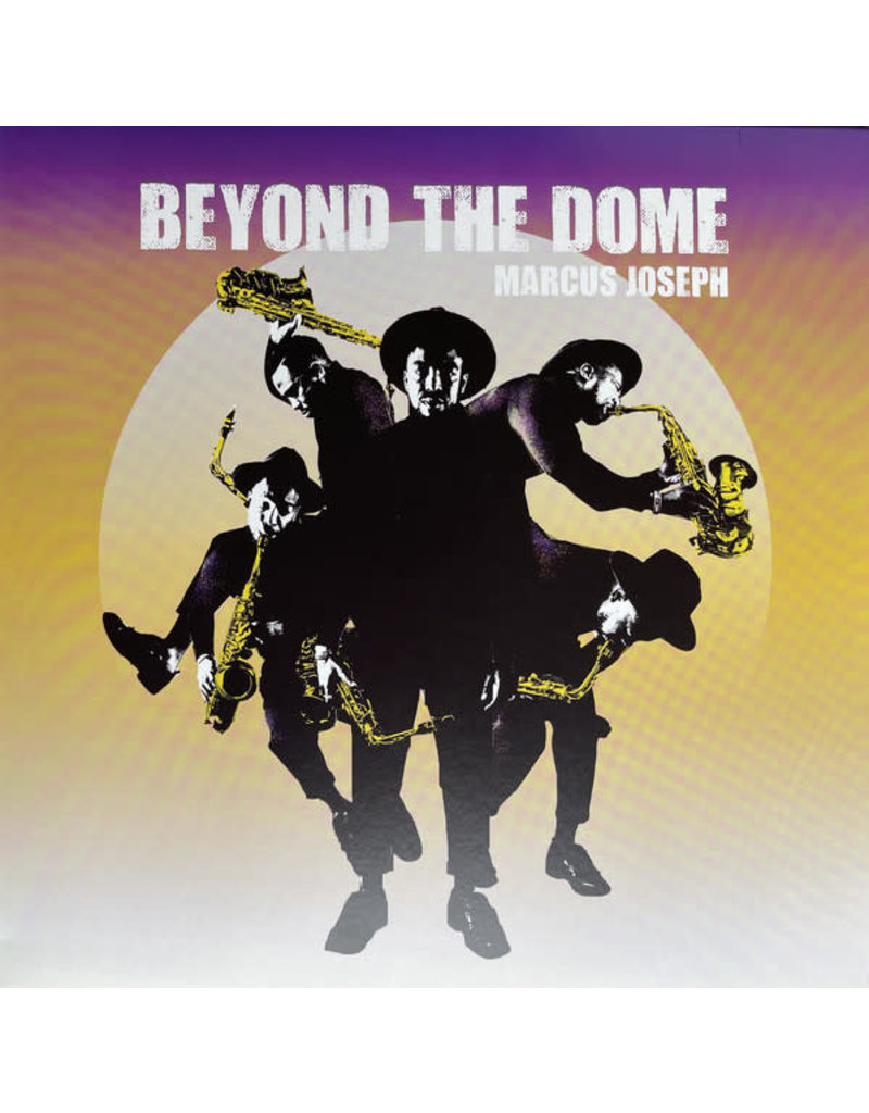 Marcus Joseph - Beyond The Dome LP (2021)