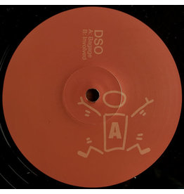 """Mary J Blige - Baggage (DSO Remix) 12"""" (2021)"""