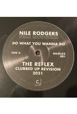 """Nile Rodgers - Do What... (Reflex 2021) 12"""" (2021)"""