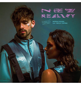 """Patrick Topping - New Reality 12"""" (2021)"""