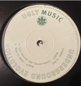 "Underground Evolution - Soul Searcher/ Walk On Water 12"" (J Clausell Rmx) 12"" (2021)"