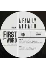 """Various - A Family Affair EP12"""" (2021)"""