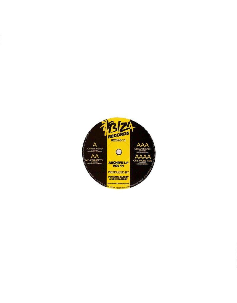 "Various (Potential Bad Boy & Noise Factory) - Archive Vol 11 EP 12"""