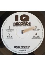 "Various - Hard Food EP 12"" (2021)"