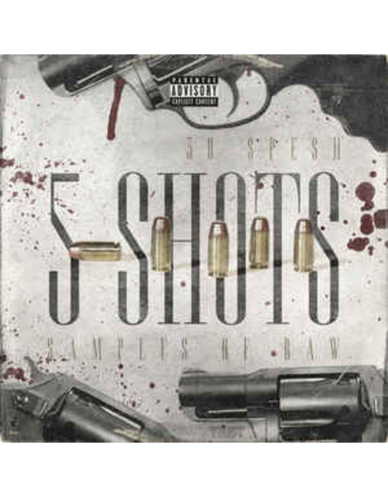 38 Spesh - 5 Shots CD (2019)