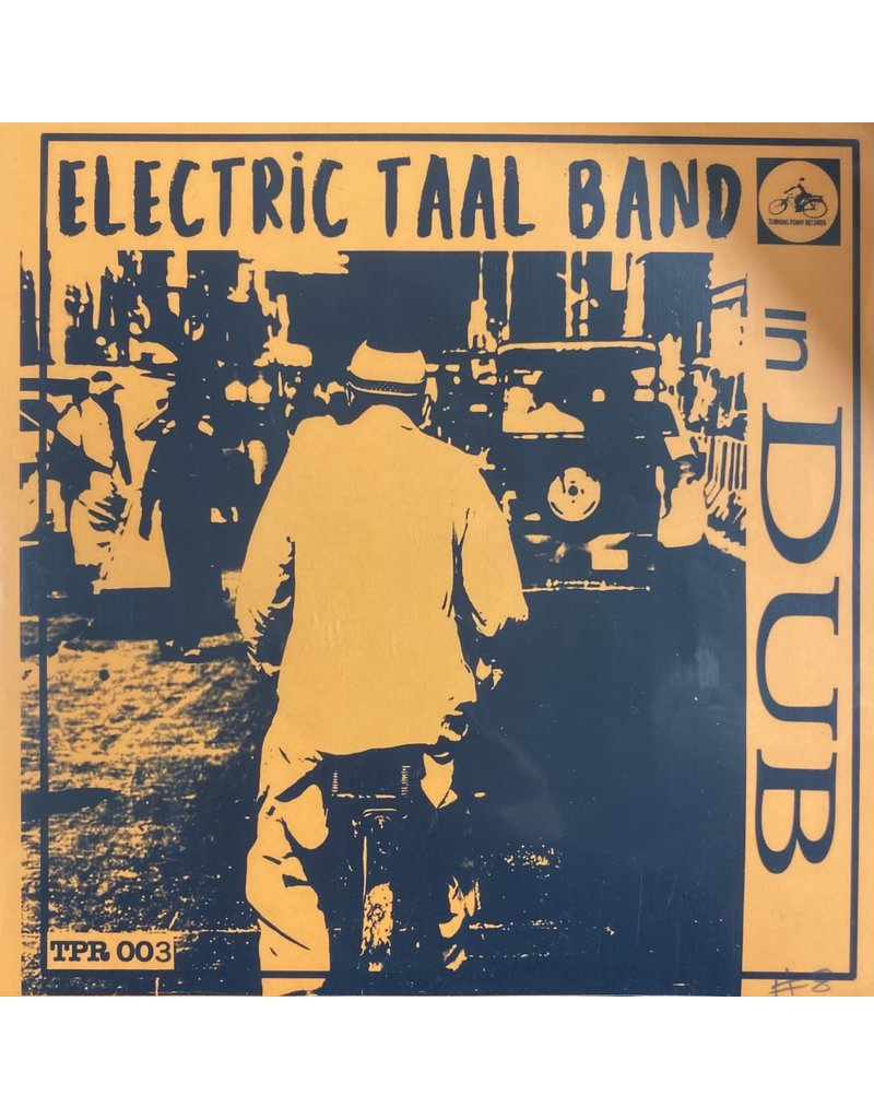 """Electric Taal Band - In Dub 7"""" (2021, Toronto Turning Point Sessions), Limited"""