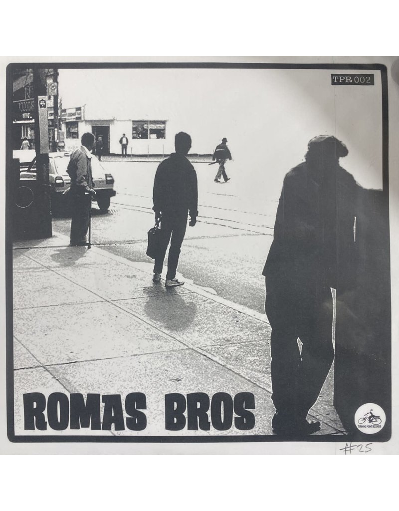 "Romas Bros - Band Chhun-hong (Spring Breeze)/Adang Padang 7"" (2021, Toronto Turning Point Sessions), Limited"