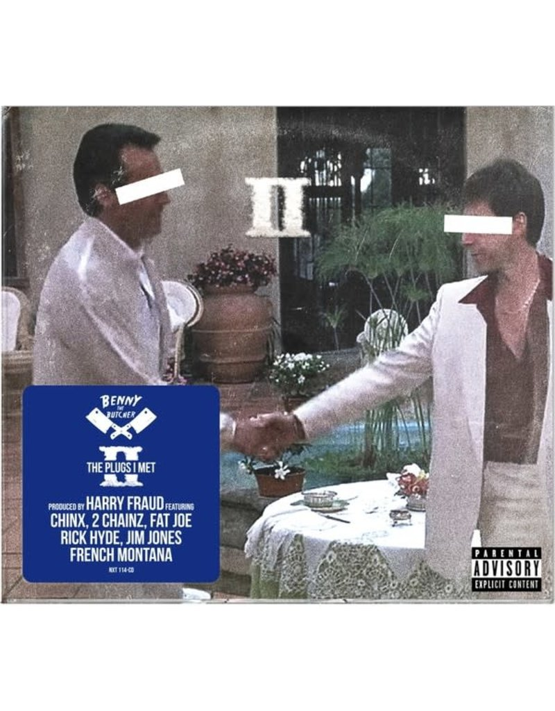 Benny The Butcher & Harry Fraud - The Plugs I Met 2 CD (2021)