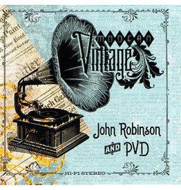 HH John Robinson And PVD - Modern Vintage CD (2014)