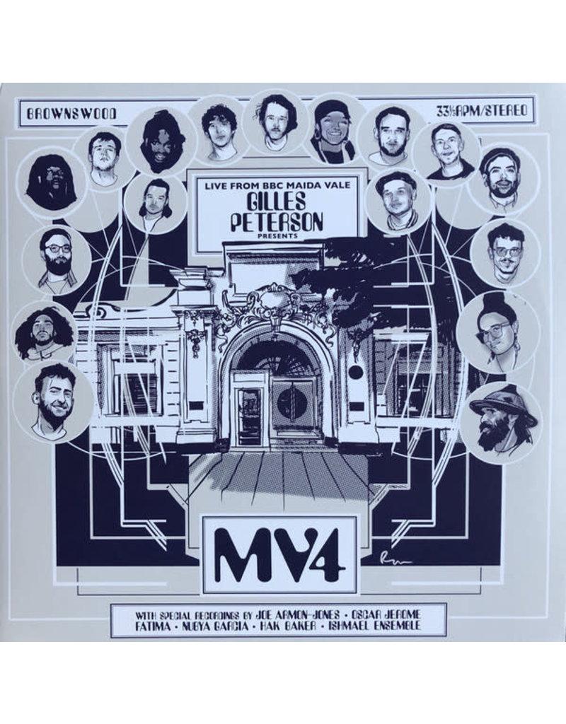 Gilles Peterson - MV4 (Maida Vale Studio 4) 2LP (2020)