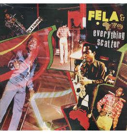 Fela & Africa 70 - Everything Scatter LP (2015 Reissue)