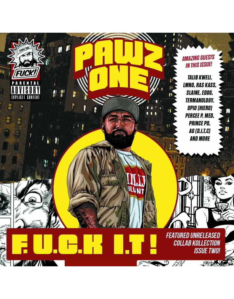 Pawz One - F.U.C.K I.T LP