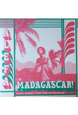 V/A - Alefa Madagascar ! Salegy, Soukous & Soul From The Red Island 1974-1984 2LP (2019 Compilation)