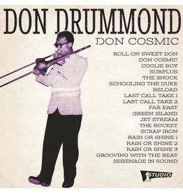 Don Drummond - Don Cosmic 2LP (2017 Compilation)