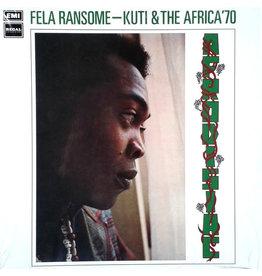 AF Fela Ransome-Kuti & The Africa '70 - Afrodisiac LP (2016 Reissue)