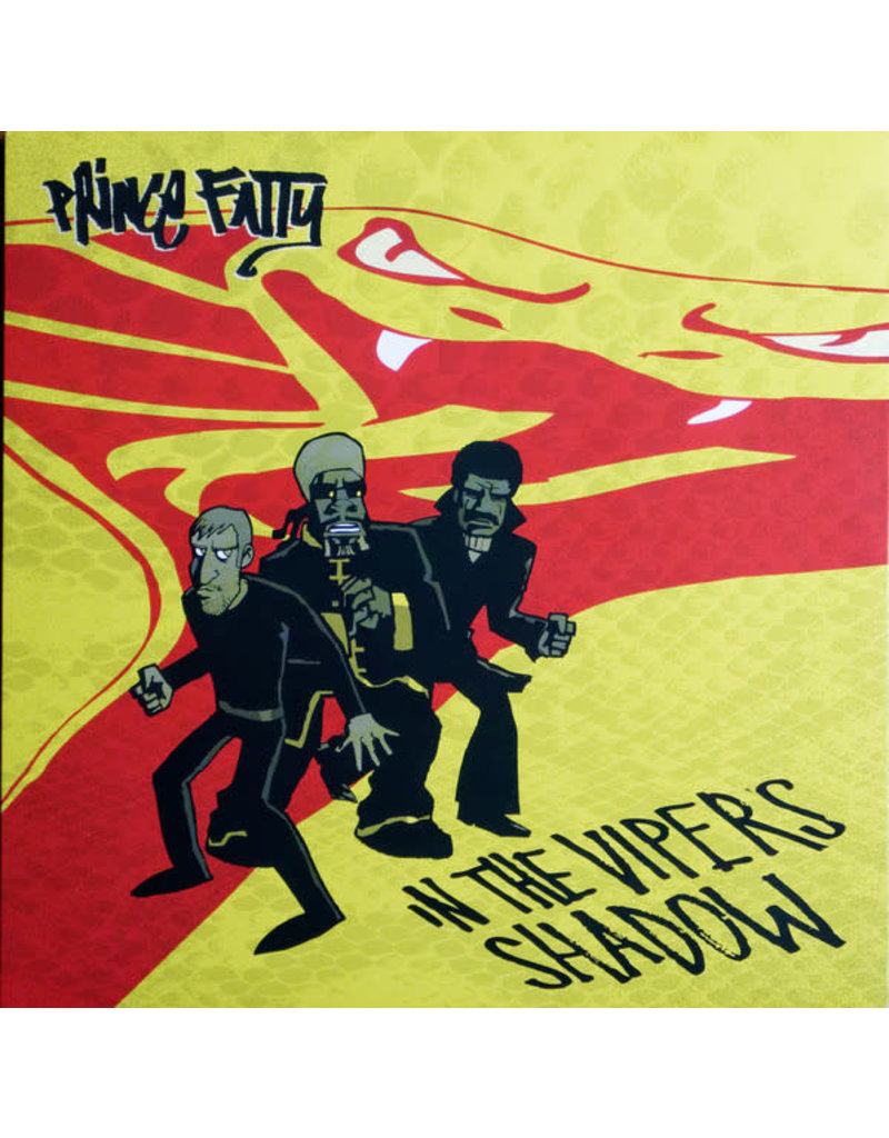 Prince Fatty - In The Viper's Shadow LP (2019)