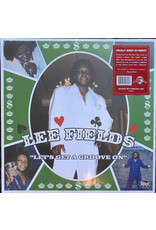 Lee Fields - Let's Get A Groove On LP (2020 Reissue)