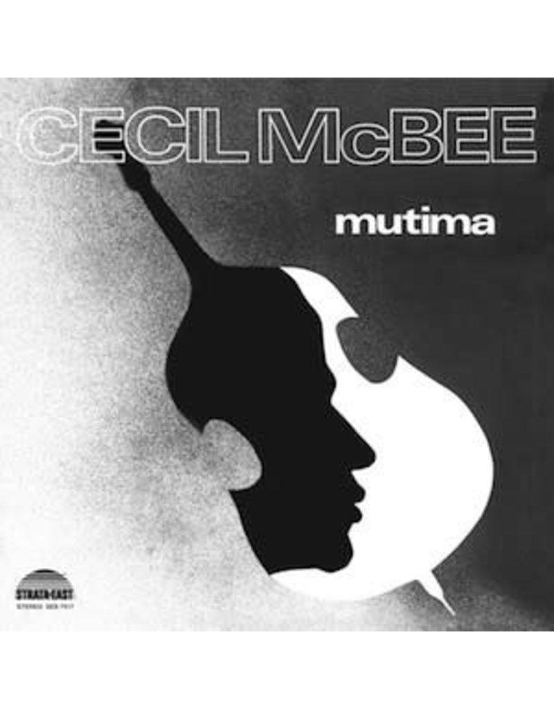 Cecil McBee - Mutima LP (2019 Reissue)