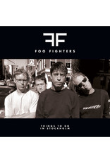 Foo Fighters - Things To Do In Stockholm 2LP (2021)