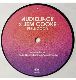 "Audiojack x Jem Cooke - Feels Good 12"" (2021)"
