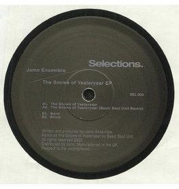 "Jamn Ensemble - The Snows of Yesteryear 12"" (2021)"