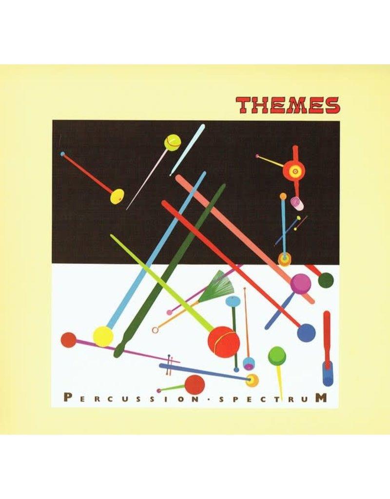 Barry Morgan, Ray Cooper - Percussion Spectrum LP (2021 Reissue)