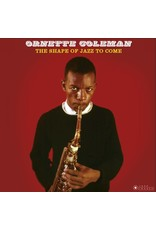 Ornette Coleman - The Shape Of Jazz To Come LP (2018 Reissue), 180g, Gatefold