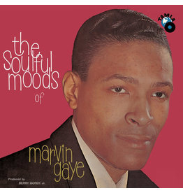 Marvin Gaye - The Soulful Moods Of Marvin Gaye LP (2015 Reissue)