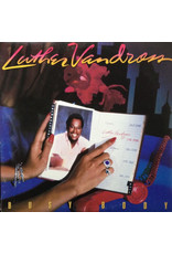(VINTAGE) Luther Vandross - Busy Body [VG+] (1983, Canada)