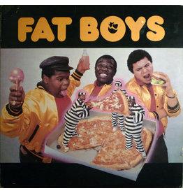 (VINTAGE) Fat Boys - Fat Boys LP [Sleeve:NM,Disc:VG] (1984, Canada)