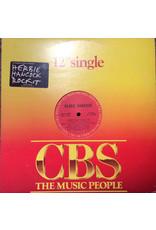 """(VINTAGE) Herbie Hancock - Rockit 12"""" [NM] (1983, Canada)"""