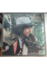 (VINTAGE) Bob Dylan - Desire LP [VG+] (Unknown Year, Argentina)