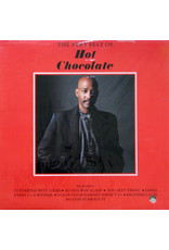 (VINTAGE) Hot Chocolate - The Very Best Of LP [Sleeve:VG,Disc:NM] (1987, Canada), Corner Punched
