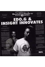 Edo.G & Insight Innovates – Edo.G & Insight Innovates LP