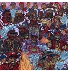 DJ CHINO 420 - THE 420 ZOMBIE APOCALYPSE PT.1 ON THE RUN LP
